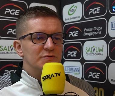 Siatkówka. Statystyk PGE Skry Bełchatów: Kluczowy będzie pierwszy mecz turnieju LM. Wideo