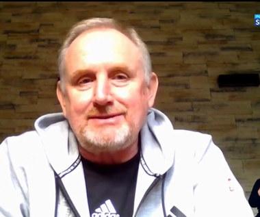 Siatkówka. Trener Jacek Nawrocki: Mamy dwie wybitne atakujące (polsat sport).wideo