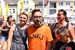 Siatkówka z Enej na Wakacyjnym Zlocie Gwiazd RMF FM