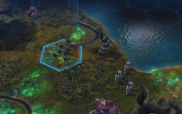 Sid Meier's Civilization: Beyond Earth /materiały prasowe