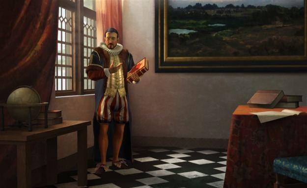 Sid Meier's Civilization V: Bogowie i Królowie - motyw graficzny /Informacja prasowa