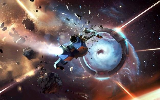 Sid Meier's Starhips /materiały prasowe