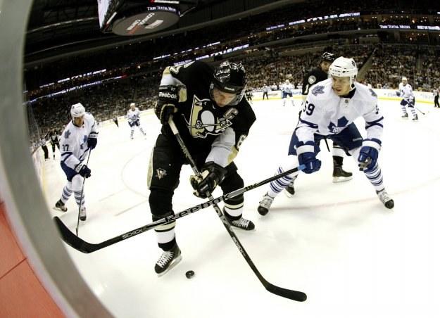 Sidney Crosby, center Pittsburgh Penguins /AFP