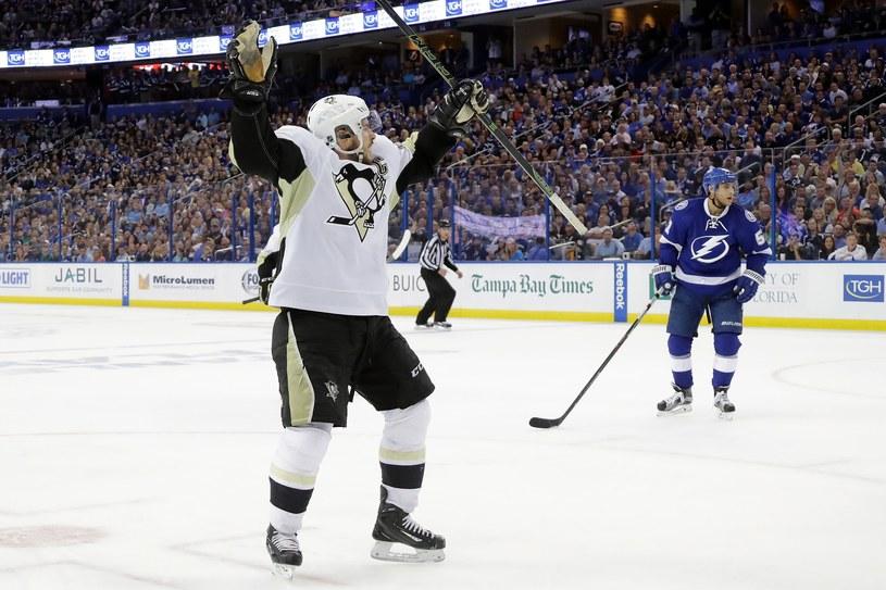 Sidney Crosby triumfuje /AFP