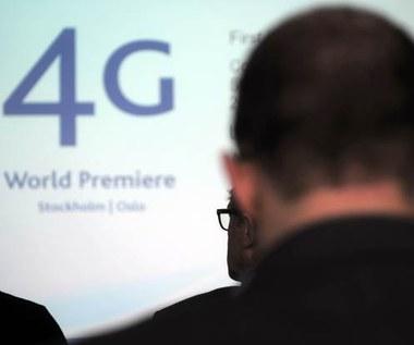 Sieć 4G w Polsce z poślizgiem