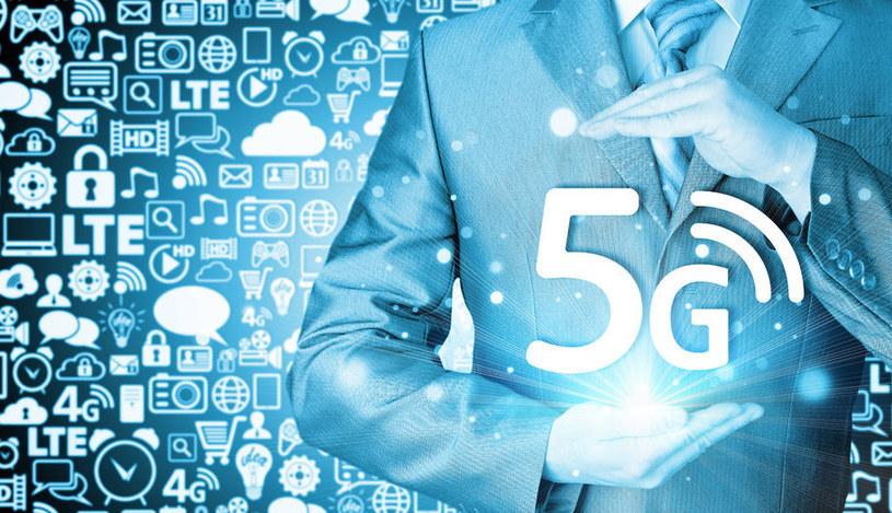 Sieć 5G wiele zmienia /123RF/PICSEL