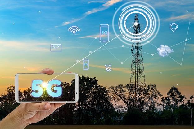 Sieć 5G zapewni wyższe przepustowości, co przełoży się na zwiększenie szybkości mobilnego internetu /©123RF/PICSEL
