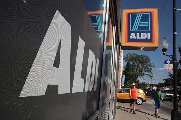 Sieć Aldi w Polsce obejmuje 121 placówek /AFP
