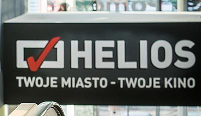 Sieć kin Helios należy do Agory. FOT. TOMASZ CZACHOROWSKI POLSKA PRESS /Agencja SE/East News