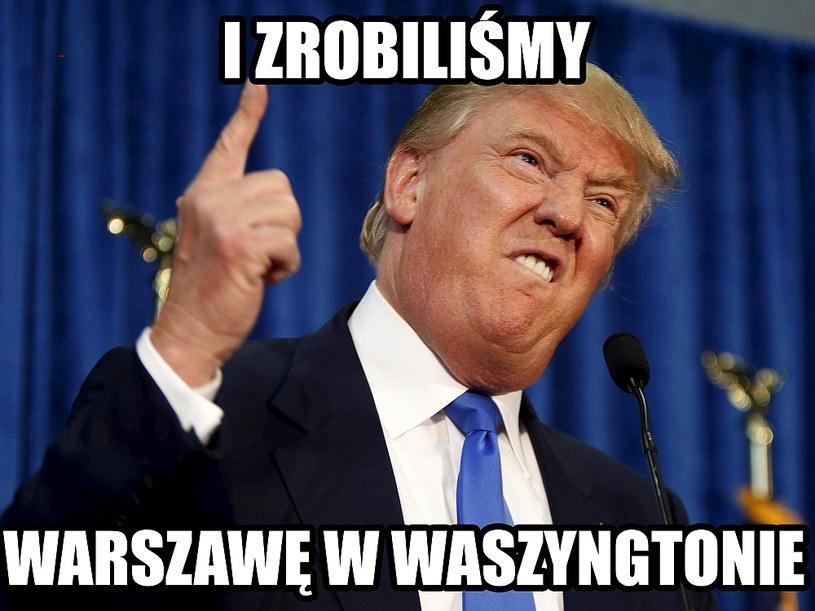 Sieć komentuje wygraną Trumpa /INTERIA.PL