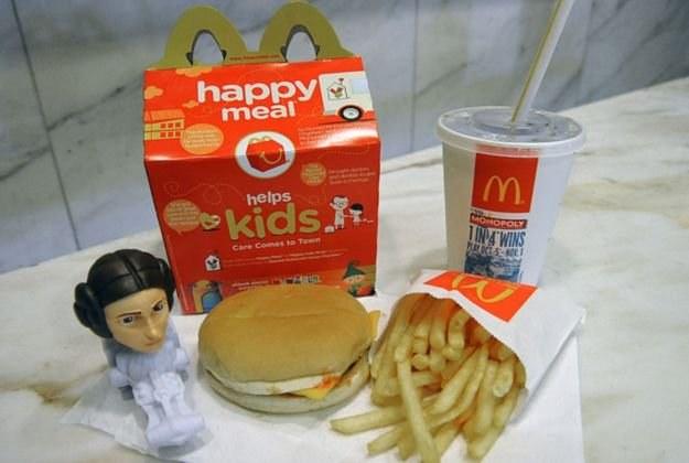 Sieć McDonald's znalazła niecodzienny sposób, aby walczyć ze złodziejami /AFP