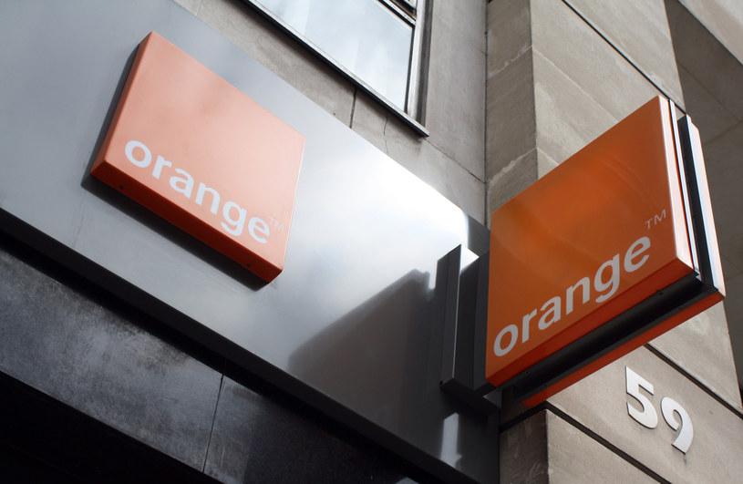 Sieć Orange uległa wielkiej awarii w całej Polsce. /AFP