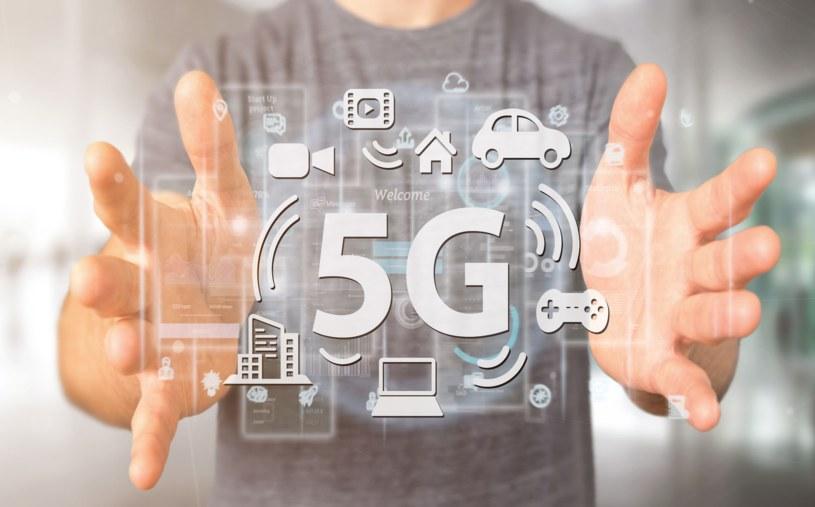 Sieć piątej generacji (5G) przyśpieszy cyfryzacji gospodarki i społeczeństwa. /123RF/PICSEL