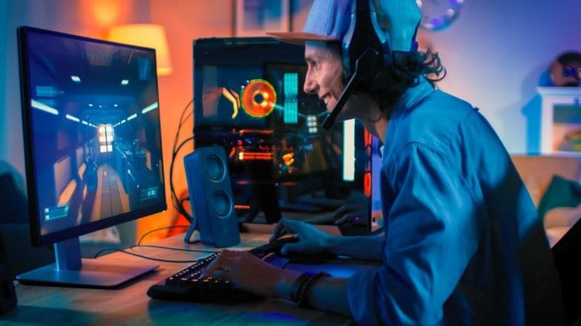 Sieć piątej generacji całkowicie odmieni sposób, w jaki do tej pory konsumowane były produkty gamingowe /123RF/PICSEL