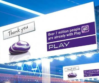 Sieć Play - najszybciej rozwijający się operator Europy
