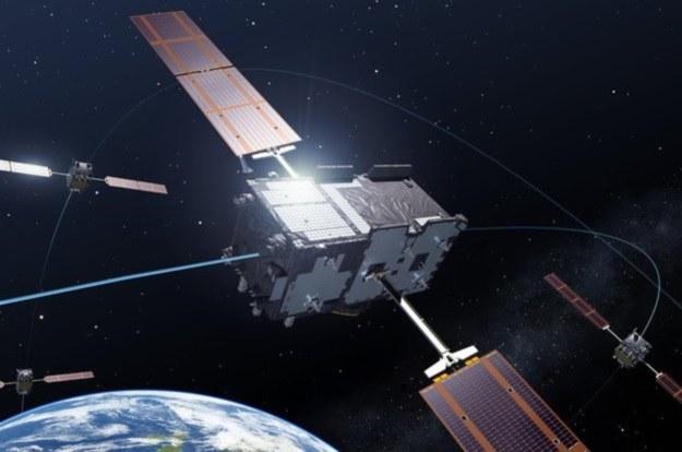 Sieć satelitów Galileo będzie gotowa nie wcześniej niż w połowie 2014 r. /materiały prasowe