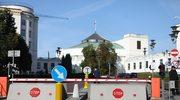 """""""Sieci"""": Gronkiewicz-Waltz zgodziła się na ogrodzenie wokół Sejmu"""