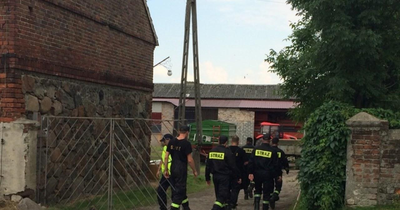 Siedem osób utonęło w szambie. Zobacz miejsce tragedii