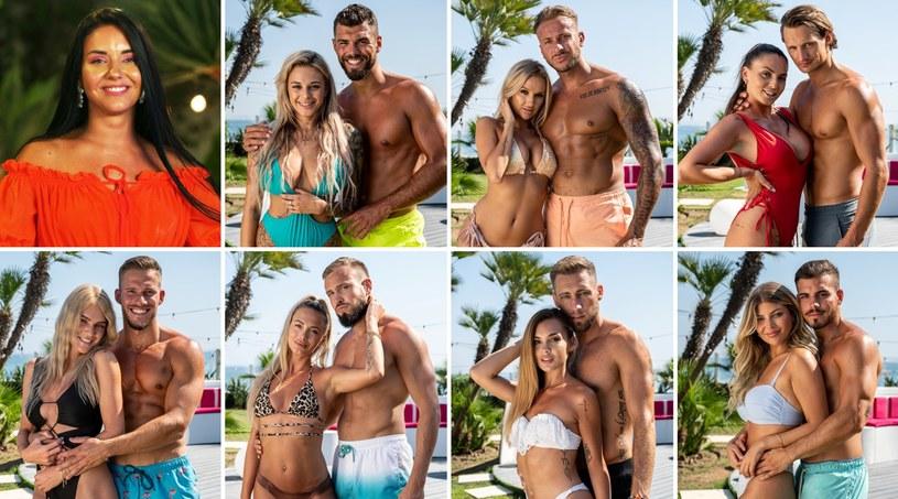 """Siedem par jest teraz na """"Wyspie miłości 4"""" /materiały prasowe"""