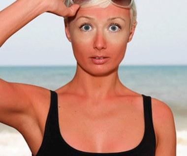Siedem szybkich sposobów na poparzenia słoneczne