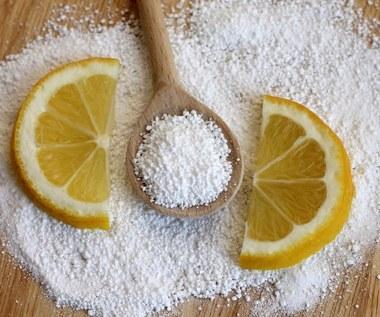 Siedem zaskakujących zastosowań kwasku cytrynowego