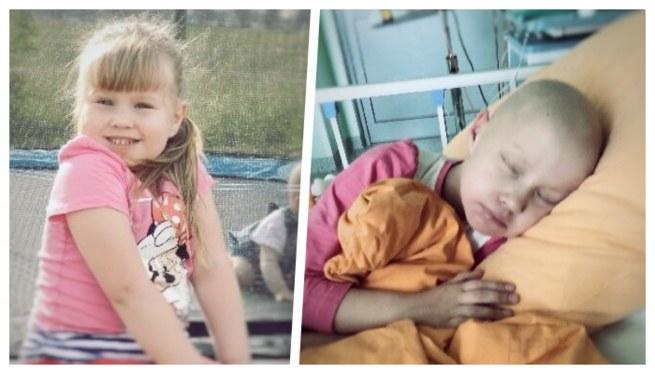 Siedmioletnia Natalia walczy z nowotworem złośliwym /www.siepomaga.pl/ocalic-natalke /