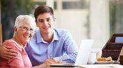 Siedzący tryb życia - domena starszych i nastolatków