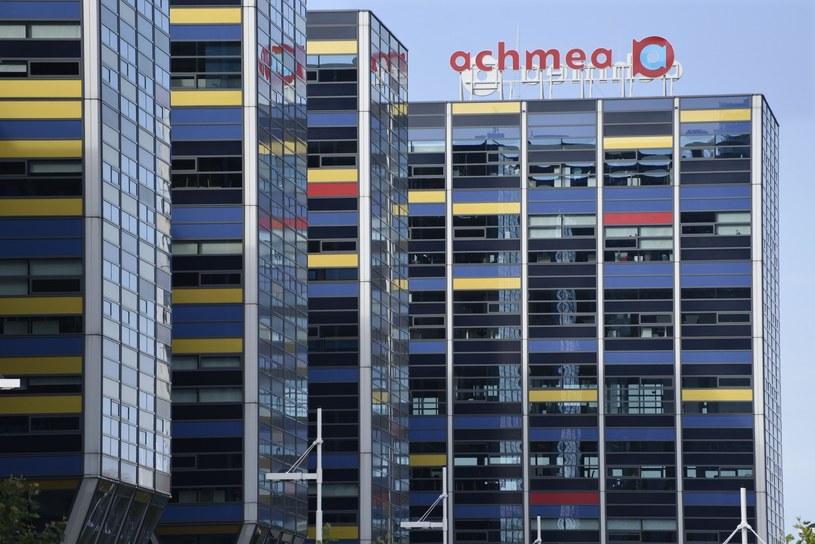 Siedziba Achmea /Hollandse Hoogte / Peter Hilz /East News