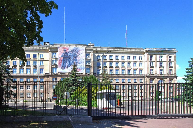 Siedziba Agencji Bezpieczeństwa Wewnętrznego /Marek BAZAK/East News /East News