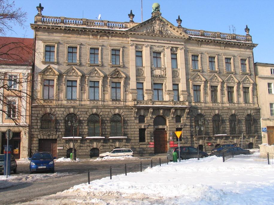 Siedziba Akademii Sztuki mieściłaby się w Pałacu pod Globusem  /Grzegorz Hatylak /RMF FM