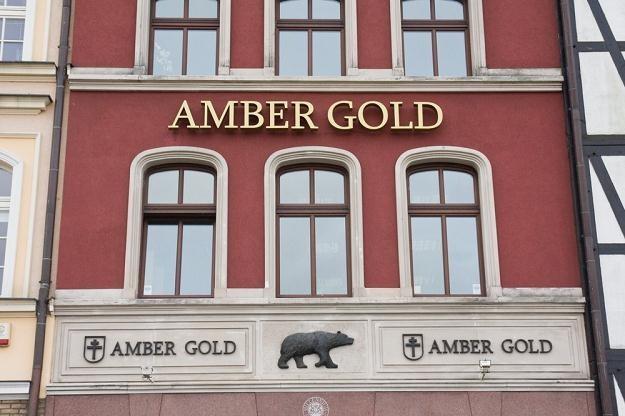 Siedziba Amber Gold w Gdańsku, fot. Katarzyna Huzarska /Agencja SE/East News