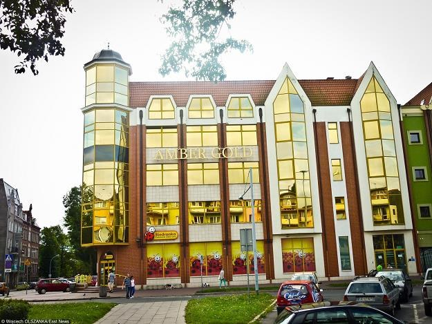 Siedziba Amber Gold w Gdańsku. Fot. WOJCIECH OLSZANKA /Agencja SE/East News