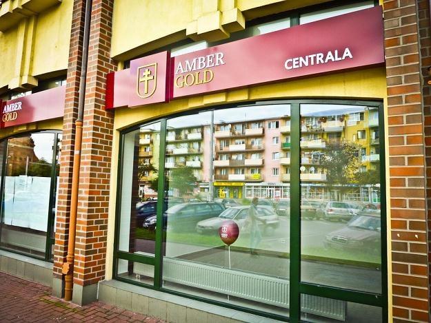 Siedziba Amber Gold w Gdańsku, wrzesień 2012 /East News
