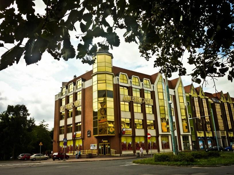 Siedziba Amber Gold w Gdańsku, zdj. archiwalne /Wojciech Olszanka /East News
