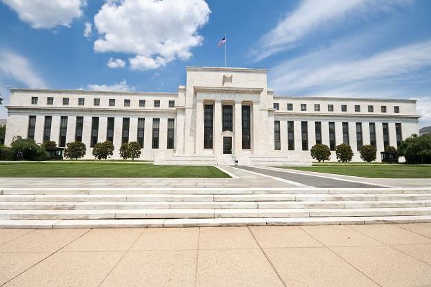 Siedziba banku centralnego USA (Fed) w Waszyngtonie /©123RF/PICSEL