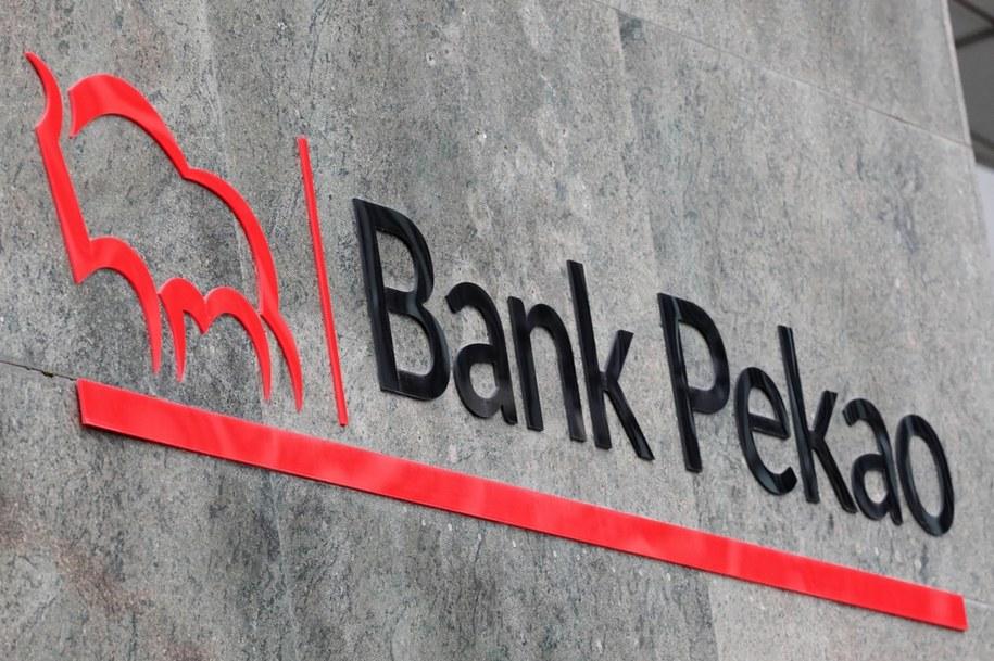 Siedziba Banku Pekao S.A. przy ulicy Grzybowskiej w Warszawie /Paweł Supernak /PAP
