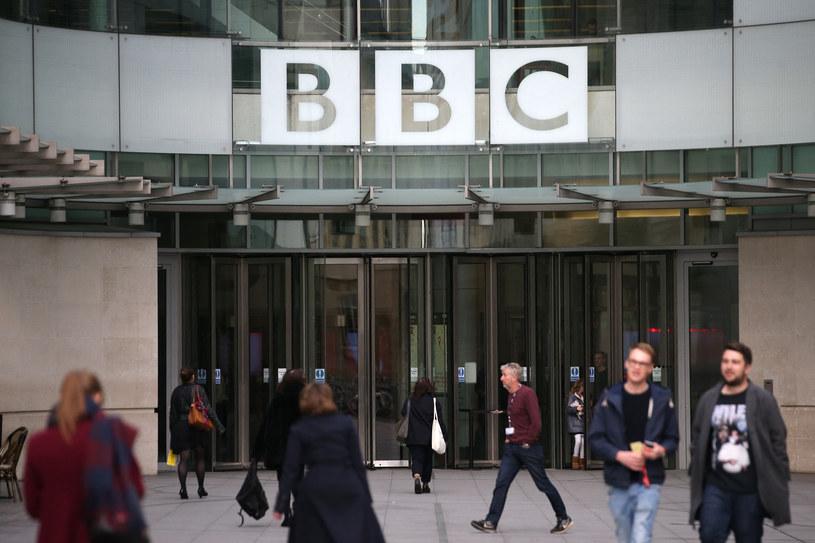 Siedziba BBC w Londynie /AFP