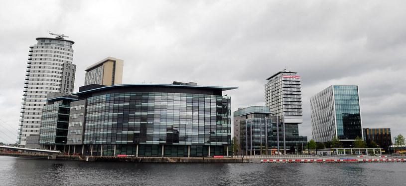 Siedziba BBC w Salford /AFP