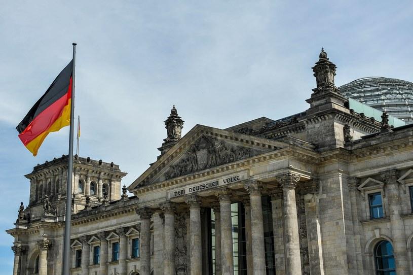 Siedziba Bundestagu w Berlinie /East News