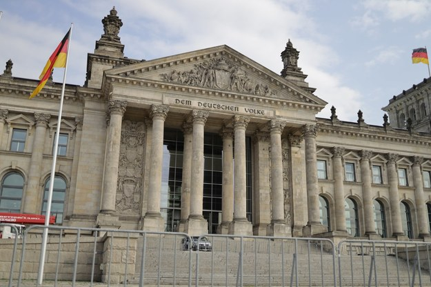 Siedziba Bundestagu /Michał Dukaczewski /RMF FM