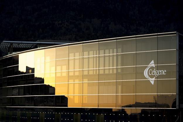 Siedziba Celgene w Boudry (Szwajcaria) /EPA