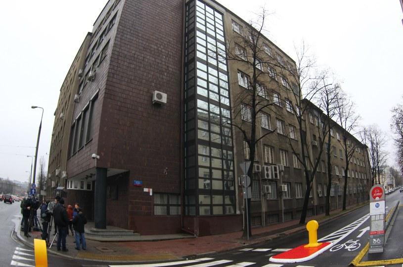 Siedziba Centrum Eksperckiego Kontrwywiadu NATO /Fot. Stanislaw Kowalczuk /East News