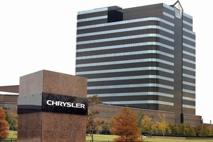 Siedziba Chryslera /AFP