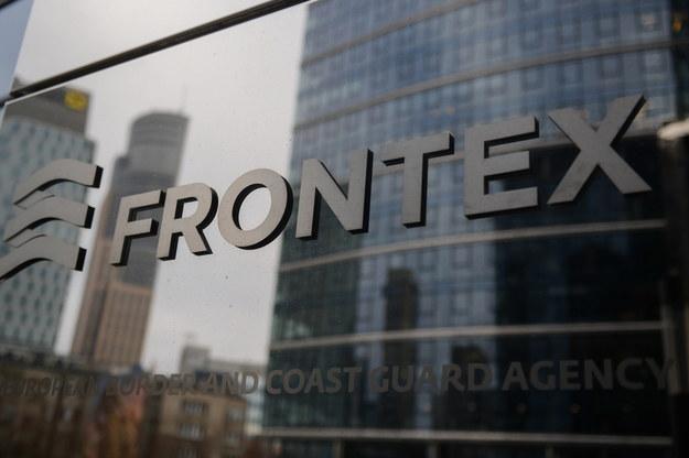 Siedziba Europejskiej Agencji Straży Granicznej i Przybrzeżnej (Frontex) w Warszawie. /Jakub Kamiński   /PAP/EPA
