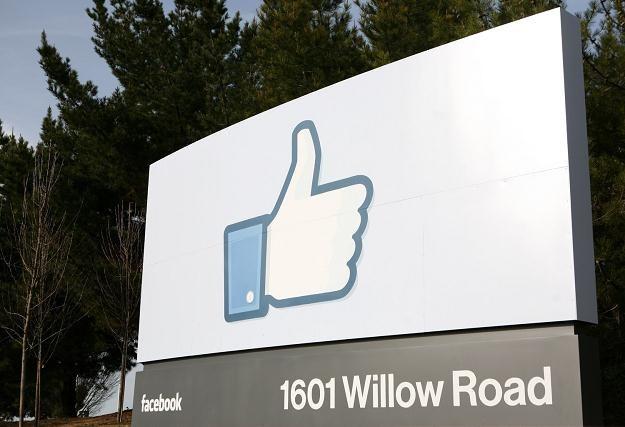 Siedziba Facebooka w Kalifornii /AFP