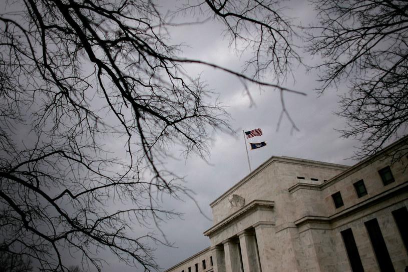 Siedziba Fedu w Waszyngtonie /Getty Images