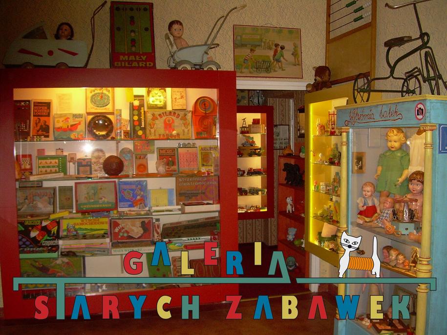 Siedziba Galerii Starych Zabawek w Gdańsku /Facebook