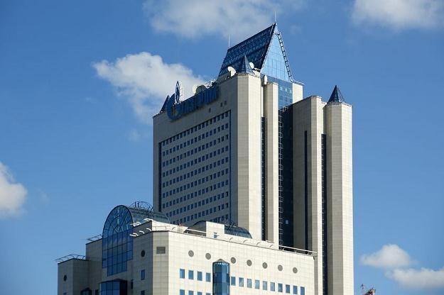 Siedziba Gazpromu w Moskwie /©123RF/PICSEL
