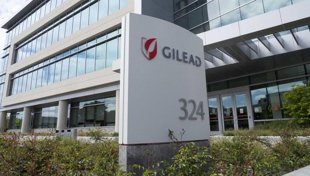 Siedziba Gilead Sciences, producenta preparatu /JOHN G. MABANGLO /PAP/EPA