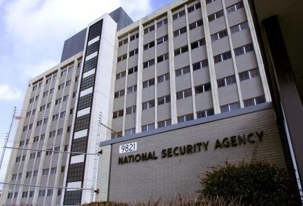 Siedziba główna NSA /AFP